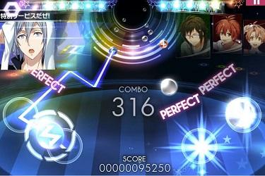 アイドリッシュセブン ゲームアプリ2