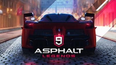 アスファルト9:Legends ゲームアプリ