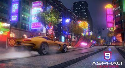 アスファルト9:Legends ゲームアプリ2