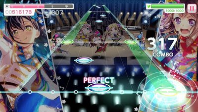 バンドリ! ガールズバンドパーティ! ゲームアプリ2