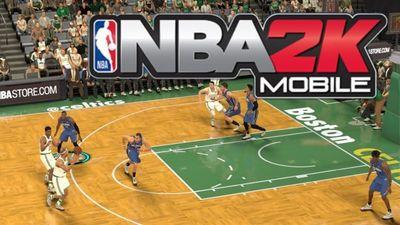 NBA2Kモバイル ゲームアプリ