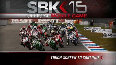 SBK15-Official Mobile Game ゲームアプリ