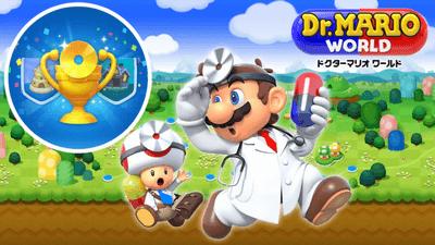 ドクターマリオワールド パズルアプリ