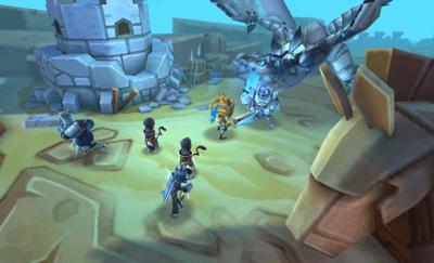 RPGアプリ ロードモバイル2
