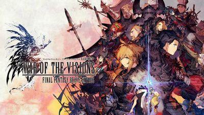 RPGアプリ FFBE幻影戦争