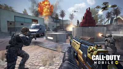面白いアプリ Call of Duty Mobile2